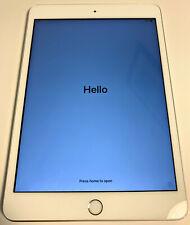 Apple iPad mini 3 64GB, Wi-Fi, 7.9in - Silver - Super Clean A1599 used