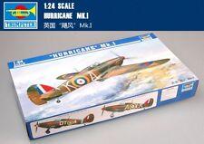 Trumpeter 1/24 02414 Hurricane MK I model kit ◆