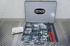 Oetiker Steel Hose Clamp Assortment crimper