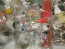 Mcdonalds 2000 cacahuetes Grande construir un Snoopy Happy Meal Toy-elegir de la lista
