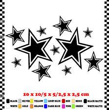 PEGATINA/STICKER/DECAL/AUFKLEBER/VINYL ESTRELLAS, STARS