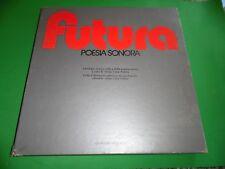 BOX  7 LP - Futura Poesia Sonora Cramps Records 5204-001 italy 1978-MAI SUONATO