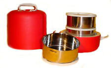 Thermo Container Food Carrier Lunch Container CATERING Container Thermal Food Carrier Red