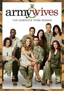 Army Wives The Complete Third Season Series 3 TV Show DVD NEW Catherine Bell