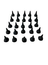 RUBBER PLUGS for sealing Wick Holes in Candle Molds (Lot of 25)