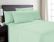 1500 THREAD COUNT 4 PIECE SHEET SET. BEST BED SHEETS on eBay