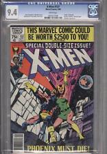 X-Men #137 September 1980 CGC 9.4 Death of Phoenix