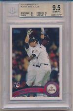 2011 Topps Update Jose Altuve BGS Gem Mint 9.5 Rookie Card Houston Astros RC QTY