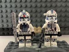 LEGO STAR WARS Custom Echo And Fives Clone Troopers Custom Blaster