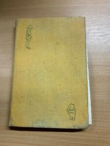 """1952 A A MILNE """"NOW WE ARE SIX"""" SHEPARD ILLUSTRATED FICTION HARDBACK BOOK (P3)"""