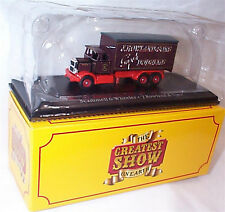 Greatest Show on Earth Scammell 6 Wheeler j.Rowland & Sons New in Box