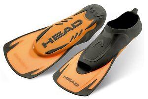HEAD Energy Swim Training Fins - Size Choice