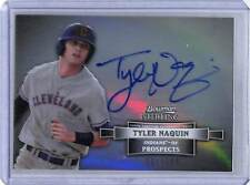 2012 Bowman Sterling Silver Prospect  Autograph #BSAP-TN Tyler Naquin No 111 of