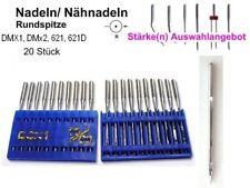 Nadeln 130//705 H SUK für JERSEY; AUSWAHL 100 Nähnadeln *