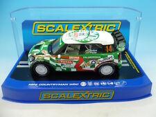 Scalextric C3523 Mini Countryman WRC No.14 Rallye Monte Carlo 2012