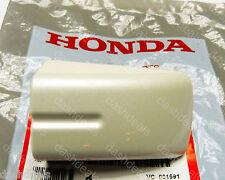 04-08 ACURA TL LEFT REAR DRIVER WHITE DIAMOND PEARL DOOR HANDLE LOCK COVER CAP