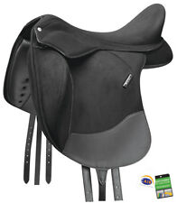 "Wintec Pro Contourbloc Adjustable Dressage Saddle CAIR Air System Black 16.5"""