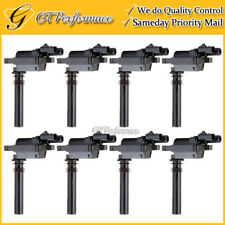 OEM Quality Ignition Coil 8PCS Pack for Ram 1500/2500/3500 Durango Magnum 300 V8