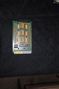 ManRoland A37V106970 24 BIT PARALLEL INPUT CARD FOR SMP-BUS 8A.37V70-1069