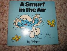 A SMURF IN THE AIR VINTAGE MINI STORY BOOK (1980) BOOKS CHILDREN & YOUNG ADULTS