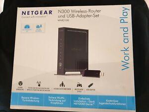 NETGEAR N300 Wireless-Router WNB2100