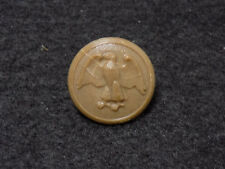 Original WWII US Army Women's Army Corp WAC Bakelite Uniform Button