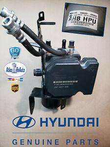 2011 - 2015 HYUNDAI SONATA HYBRID 2.4L ABS PUMP + MODULE. COMPLETE 58620-4R001