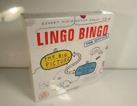 Lingo Bingo Board Game Brand New and sealed Quick Post