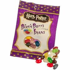Harry Potter Bertie Bott's Every Flavour Jelly Belly Beans x 3 (54g x 3 Packs )