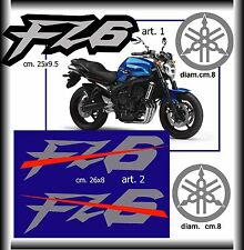 ADESIVI MOTO YAMAHA FZ6