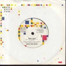 """MERC AND MONK Baby Face 7"""" VINYL UK Manhattan B/W Instrumental (Mt3) Sticker"""