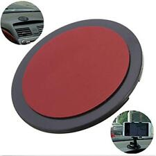 Mount Car Holder GPS Adhesive Sticky Dashboard Suction Cup Disk Sticky Pad DECO