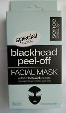 8 X Blackhead Peel off Face Mask Charcoal Extract Clears Pores Exfoliates Skin