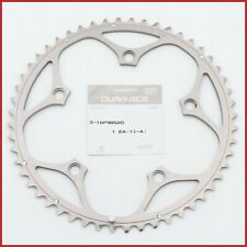 NOS SHIMANO 52t DURA ACE 7700 CHAINRING BCD 130 VINTAGE ROAD 9sp TEETH 90s NEW