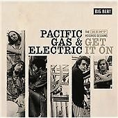 Pacific Gas & Electric - Get It On: The Kent Records Sessions (CDWIKD 272)
