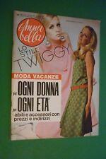 Anna Belle 1967 Virna Lisi Le Style Twiggy Leslie Hornby Mariolina Cairns