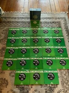 The Beatles Singles Collection 1977 World Records Box Set
