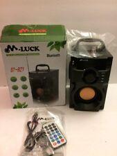 Portable Indoor/Outdoor Wireless Bluetooth Speaker FM Radio TF Card and USB C...