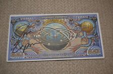 Jane Espenson Autographed Alliance Currency Firefly Serenity