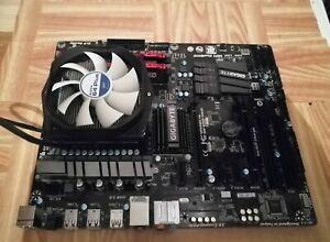 kit scheda madre GIGABYTE GA-970A-UD3P + cpu AMD FX-8320e AM3+combo bundle
