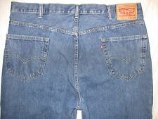 Levi's 550 42/30 Actual Size 41 X 29 tapered Leg Men's Jeans