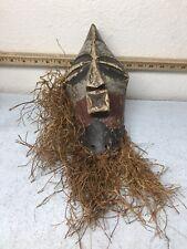 african antique songye wood mask masks