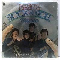 Beatles Rock N Roll Music RARE x2 Vinyl Gatefold LP 1976 compilation album beat