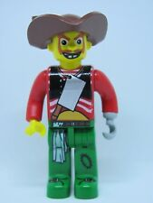 LEGO Minifig 4j010 @@ Pirates - Harry Hardtack - 7071 7075 7081