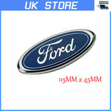 115MM x 45MM Genuine For Ford Oval Ford Boot Tailgate Badge Emblem 1X