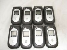 Lot Of 8 Fair At&T & Cingular Motorola V365 Quick Shipping Clean Imei