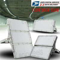 300W 200W 100W LED Flood Light Outdoor Module Spotlight Garden Yard Wall Lamp