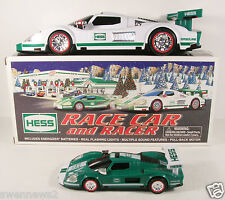 REDUCED---2009 Hess Race Car & Racer-great Birthday gift-NIB-(New In Box)