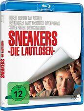 SNEAKERS, Die Lautlosen (Robert Redford, Dan Aykroyd) Blu-ray Disc NEU+OVP