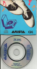 Ray Davies THE KINKS Come dancing 3TRX LIMITED MINI 3 INCH CD single CD3 Dave